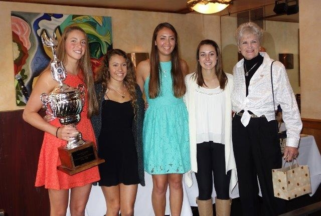 OFAY Nominees with Marilyn King (640x431)